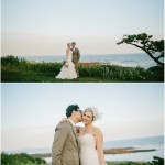 wedding, outdoor wedding, beach, coastal wedding, maine coast