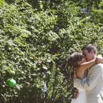 wedding, outdoor wedding, tree